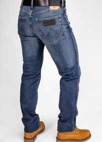 Дж.муж ВС WRANGLER W120-33-39E ARIZONA STRETCH мави